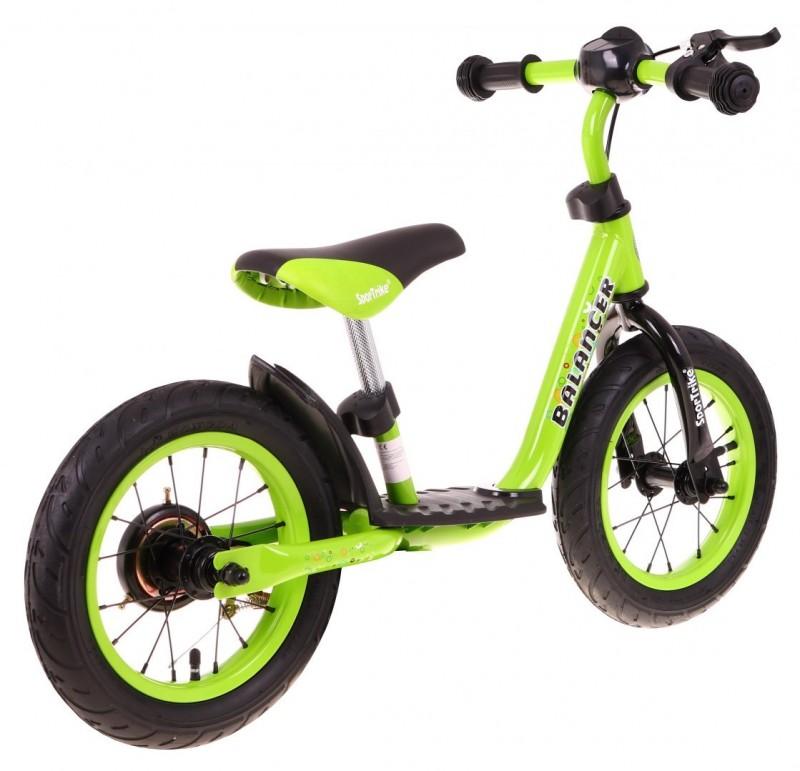 Bicicleta fara pedale cu frana Sportrike