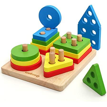 Jucarii educative din lemn, Montessori