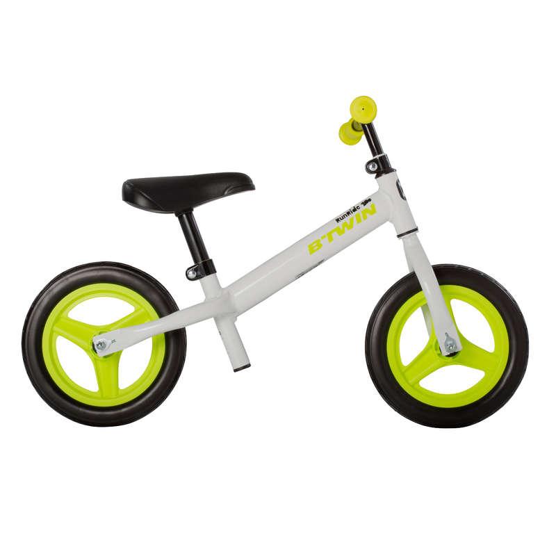 Bicicleta fara pedale decathlon