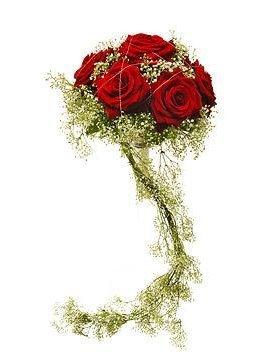 Buchet nunta trandafiri
