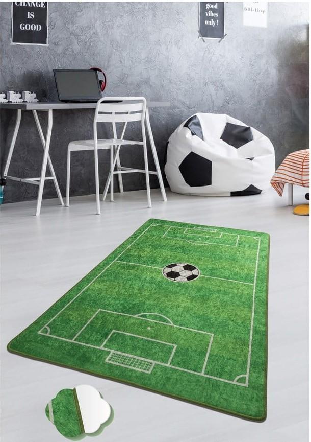 covor fotbal copii