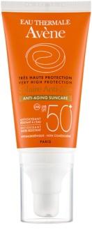 Crema protectie solara fata Avène Sun Anti-Age