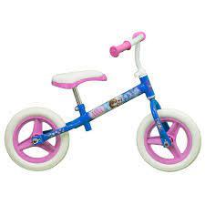 Bicicleta fara pedale Frozen