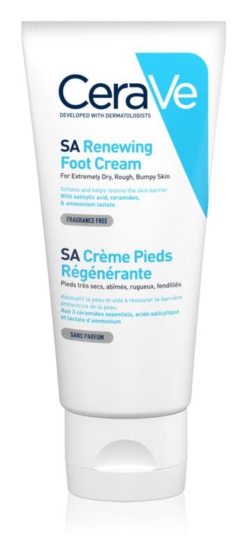 CeraVe SA crema reparatorie pentru picioare