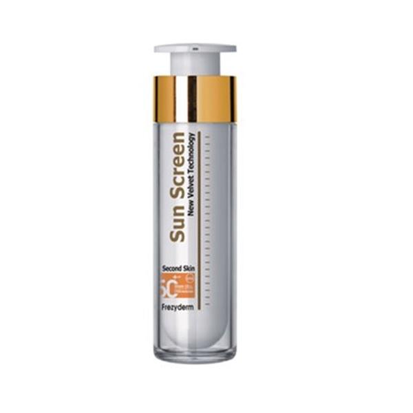 Crema de fata pentru protectie solara spf50+ Sun Screen, 50 ml, Frezyderm