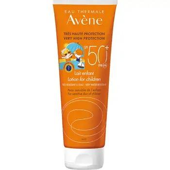 Lotiune protectie solara pentru copii SPF 50, 100 ml, Avene