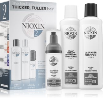 tratament impotriva caderii parului nioxin