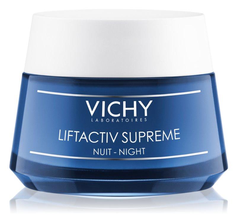 Vichy Liftactiv Supreme crema de noapte