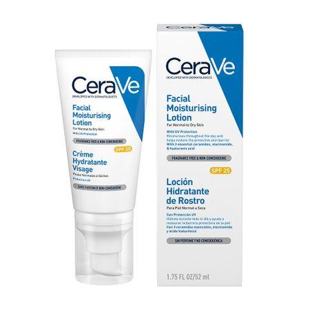 Crema hidratanta de fata CeraVe SPF 25