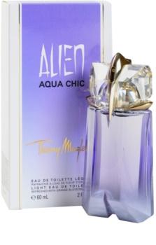 Mugler Alien Aqua Chic