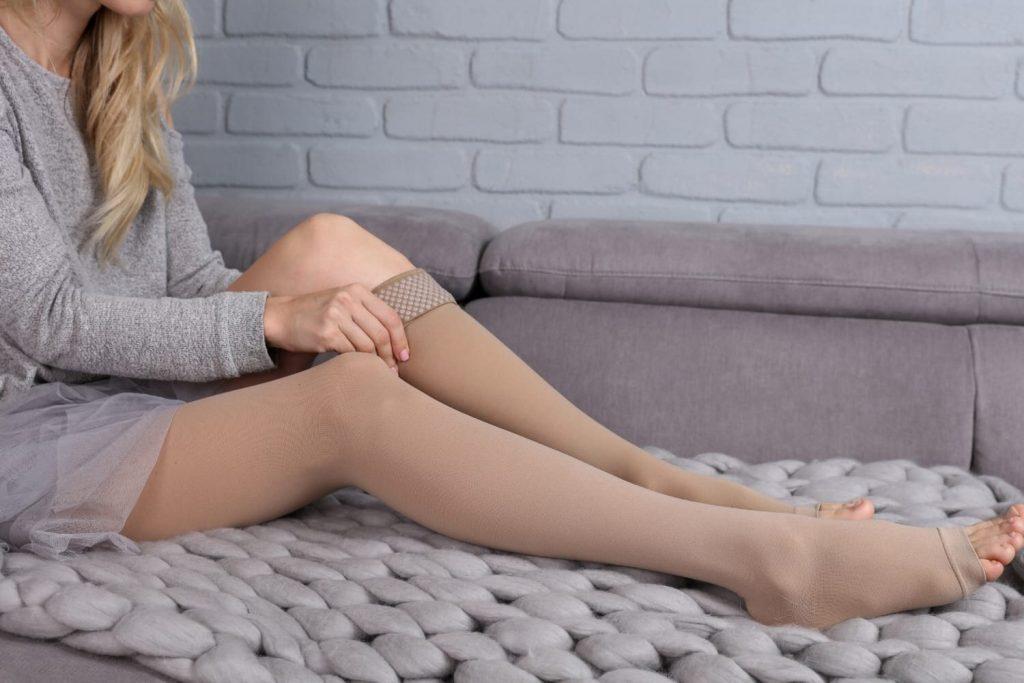 ciorapi medicinali compresivi