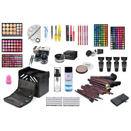 Kit machiaj profesional complet pentru makeup artisti