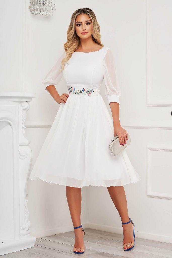 rochii cununie civila pentru grasute