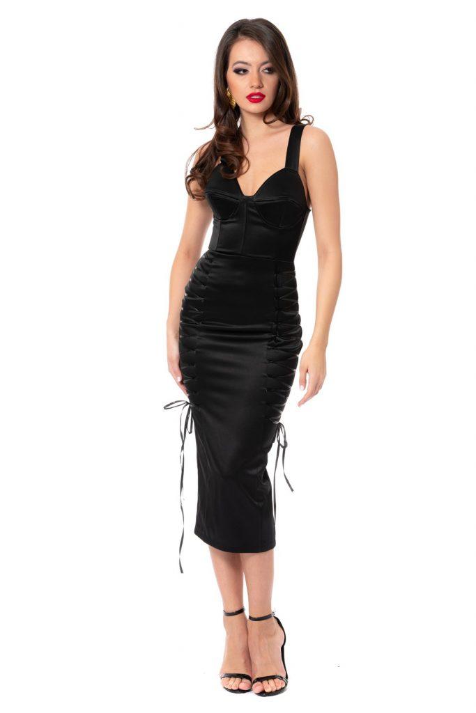 rochii elegante romanesti