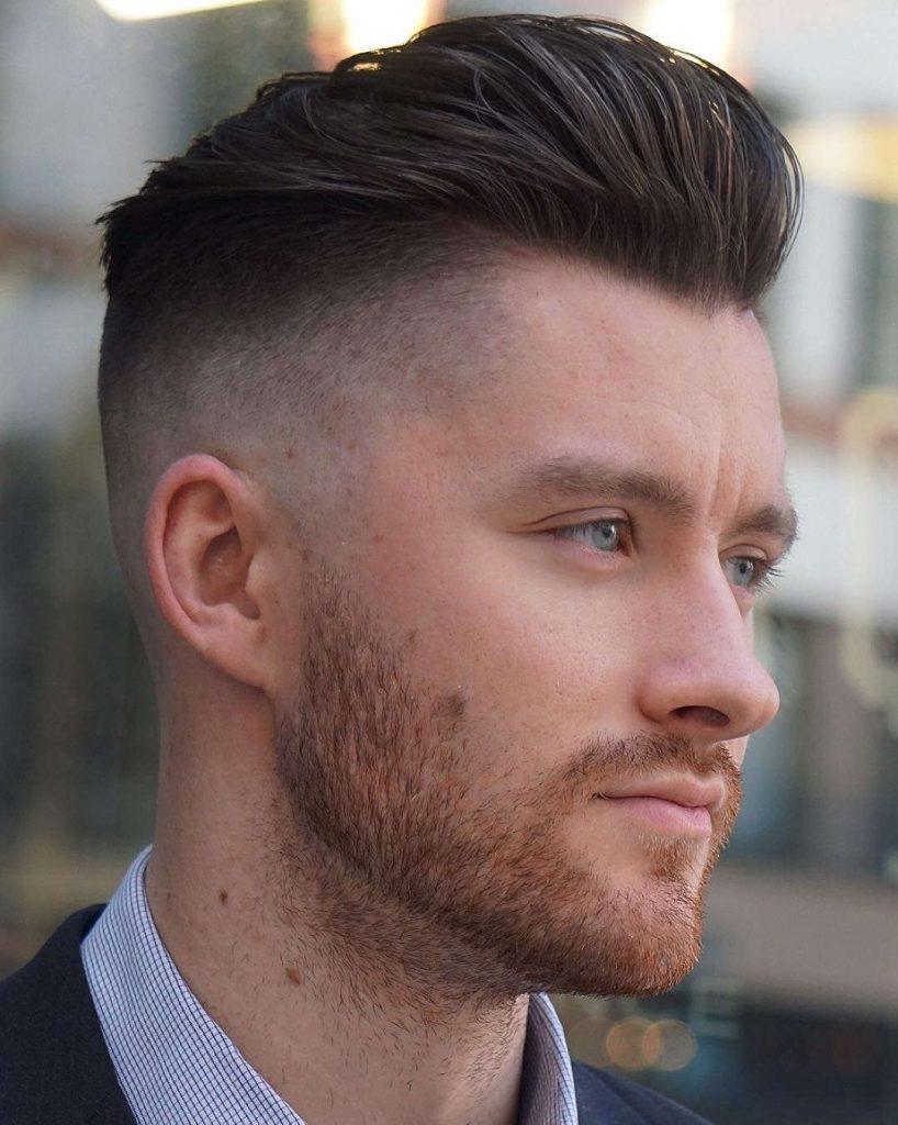 Tunsoare barbati Undercut