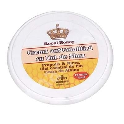 Crema anticelulitica Apidava